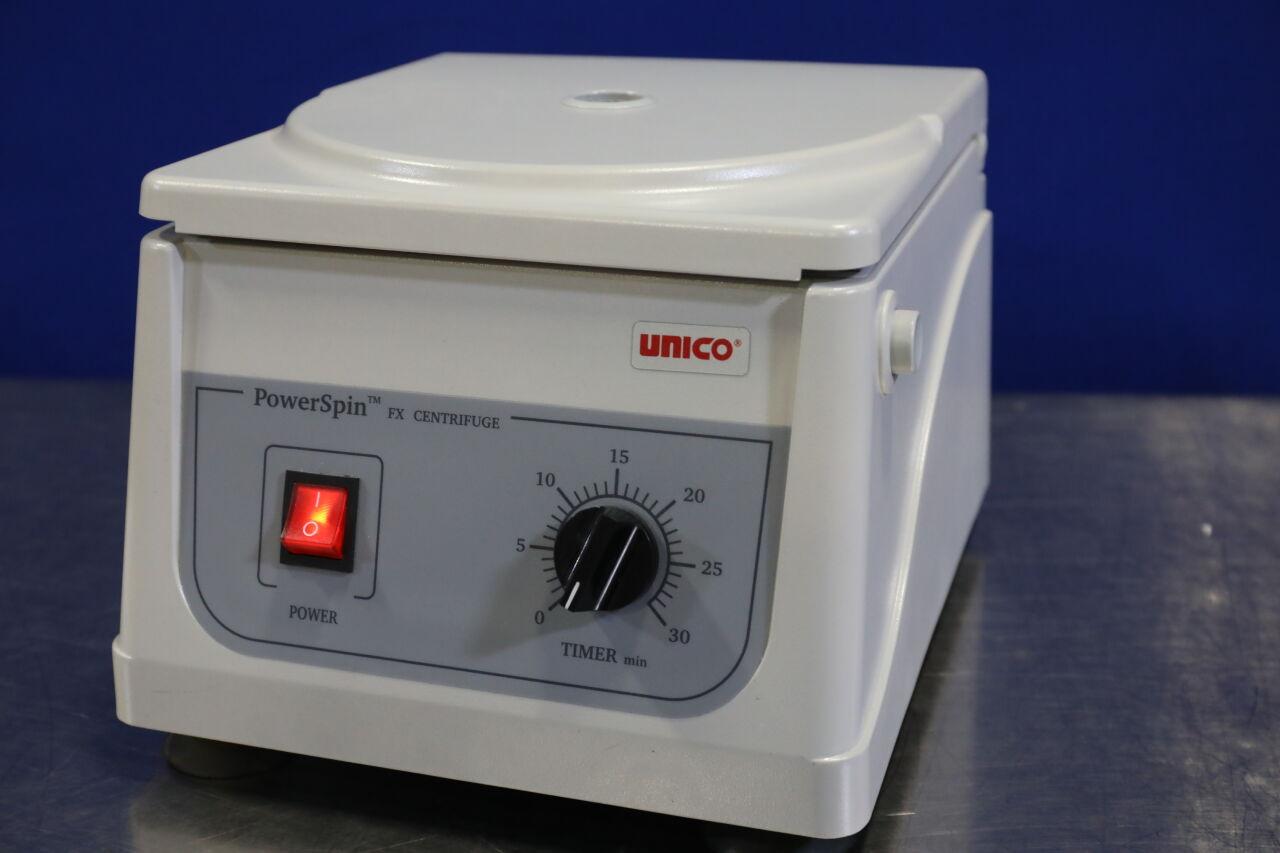 UNICO PowerSpin FX Centrifuge