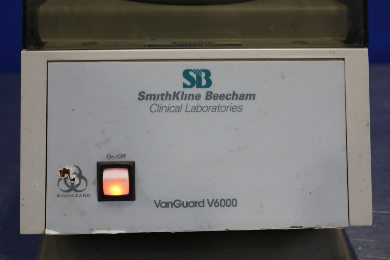 SMITHKLINE BEECHAM VanGuard V6000 Centrifuge