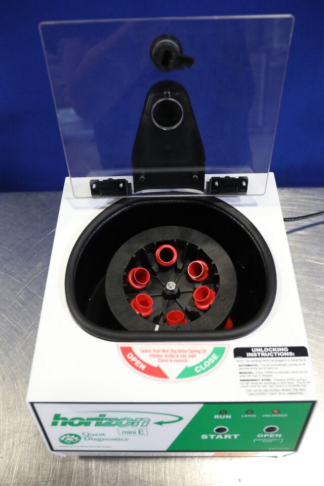 DRUCKER Horizon Mini E Centrifuge
