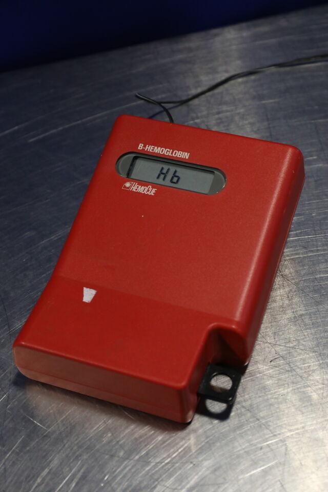 HEMOCUE B-Hemoglobin Hemoglobinometer