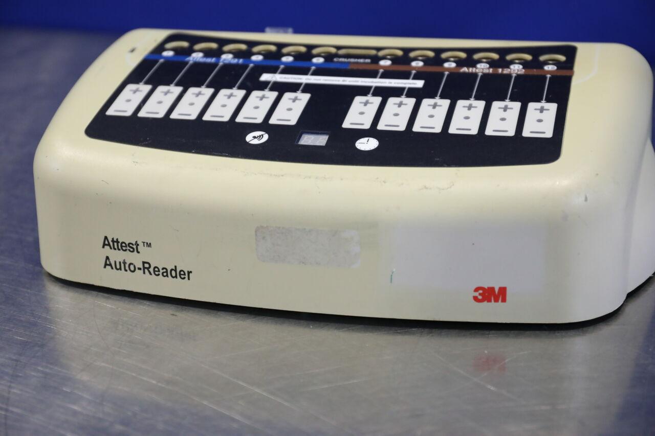 3M Attest Auto Reader 290 Incubator