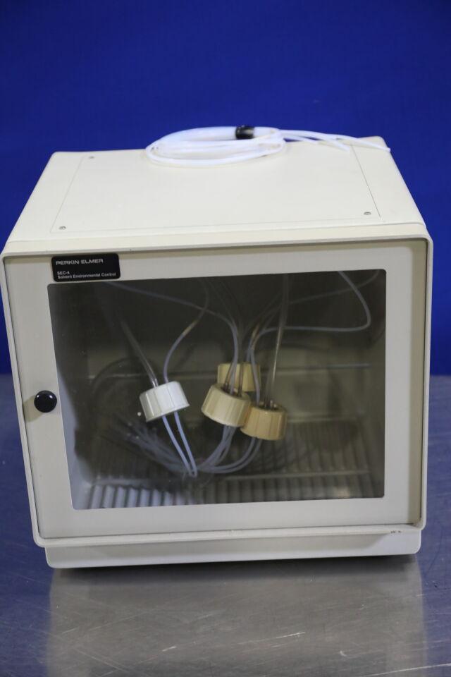 PERKIN-ELMER SEC-4 Solvent Environmental Control