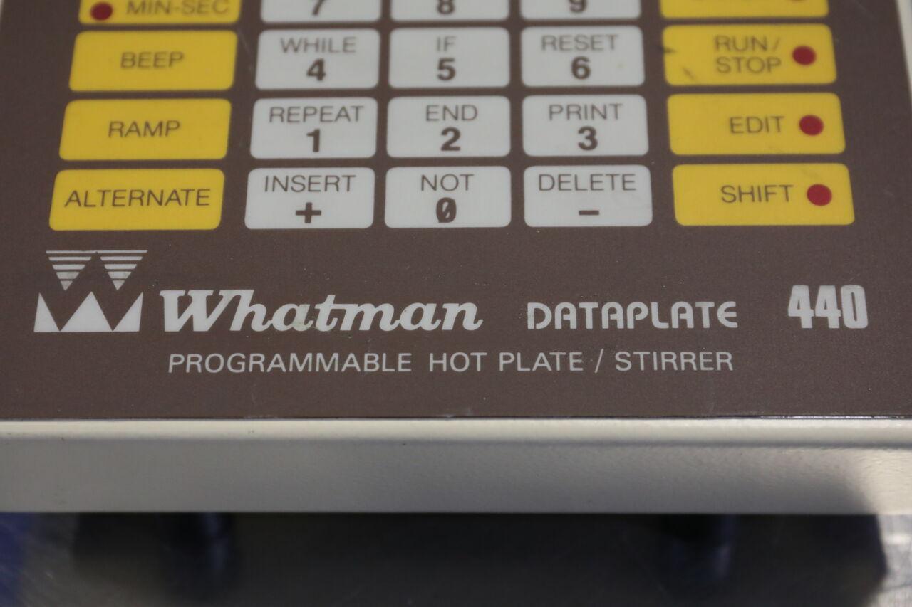 WHATMAN DATAPLATE 440C Hot Plate Stirrer