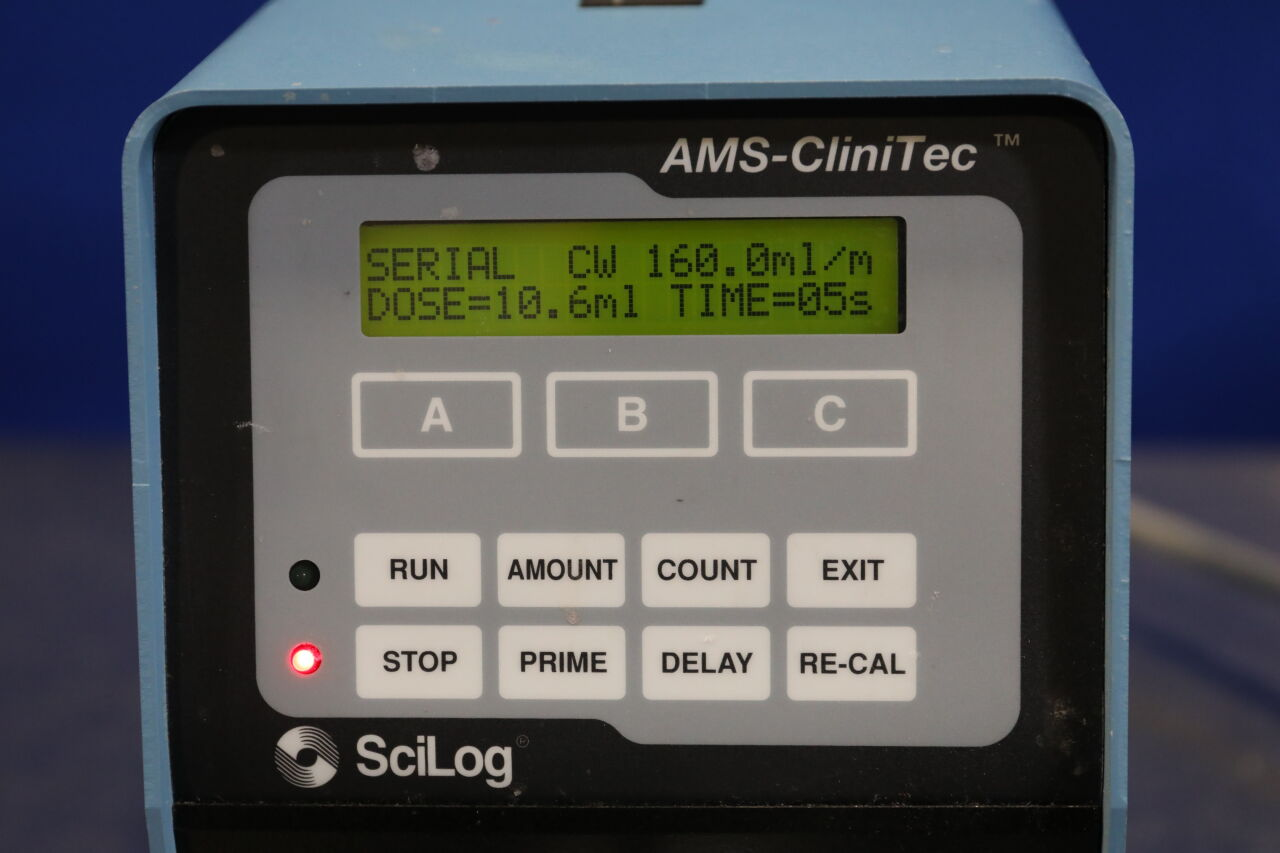 SCILOG AMS CliniTec Methadone Dispenser