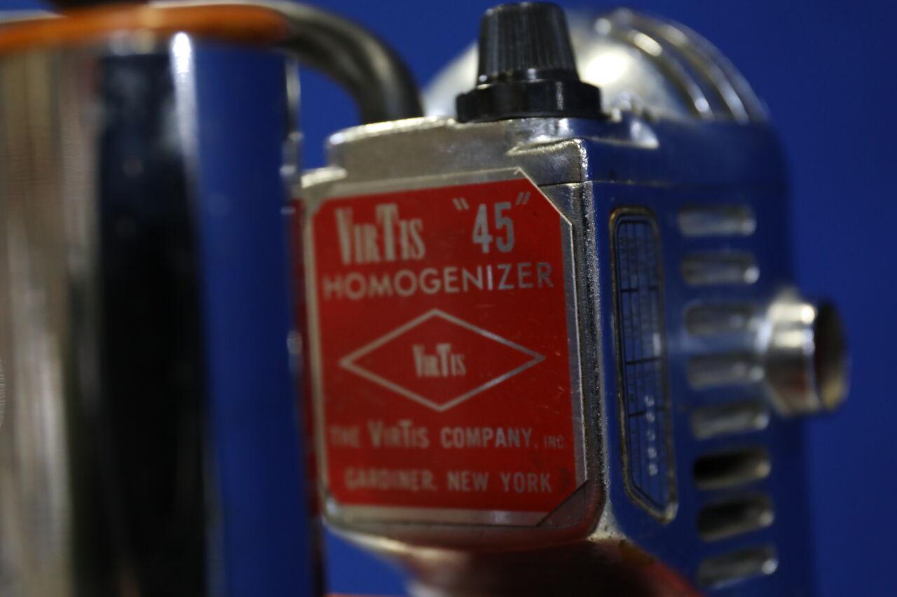THE VIRTIS COMPANY Precise Homogenizer