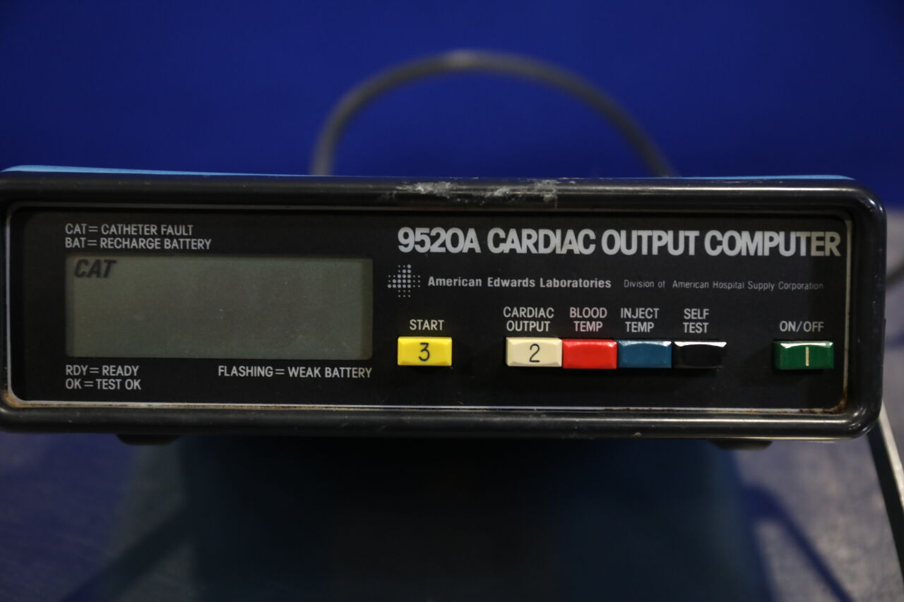 AMERICAN EDWARDS LABORATORIES 9520A Holter