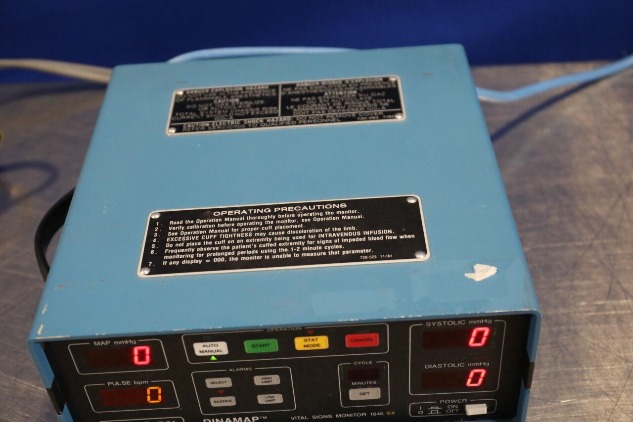 CRITIKON Dinamap  18465X Monitor
