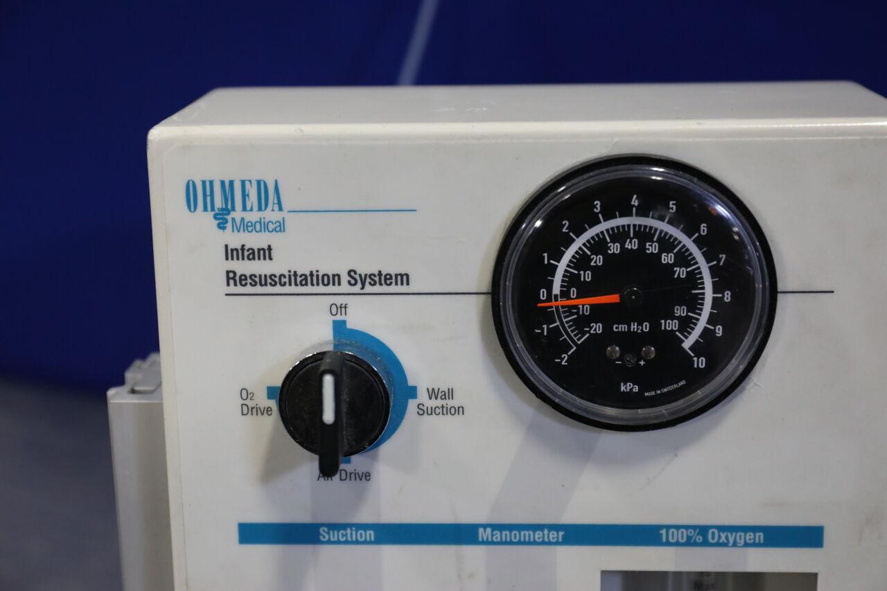 OHMEDA MEDICAL 6600-0291-901 Infant Resuscitator