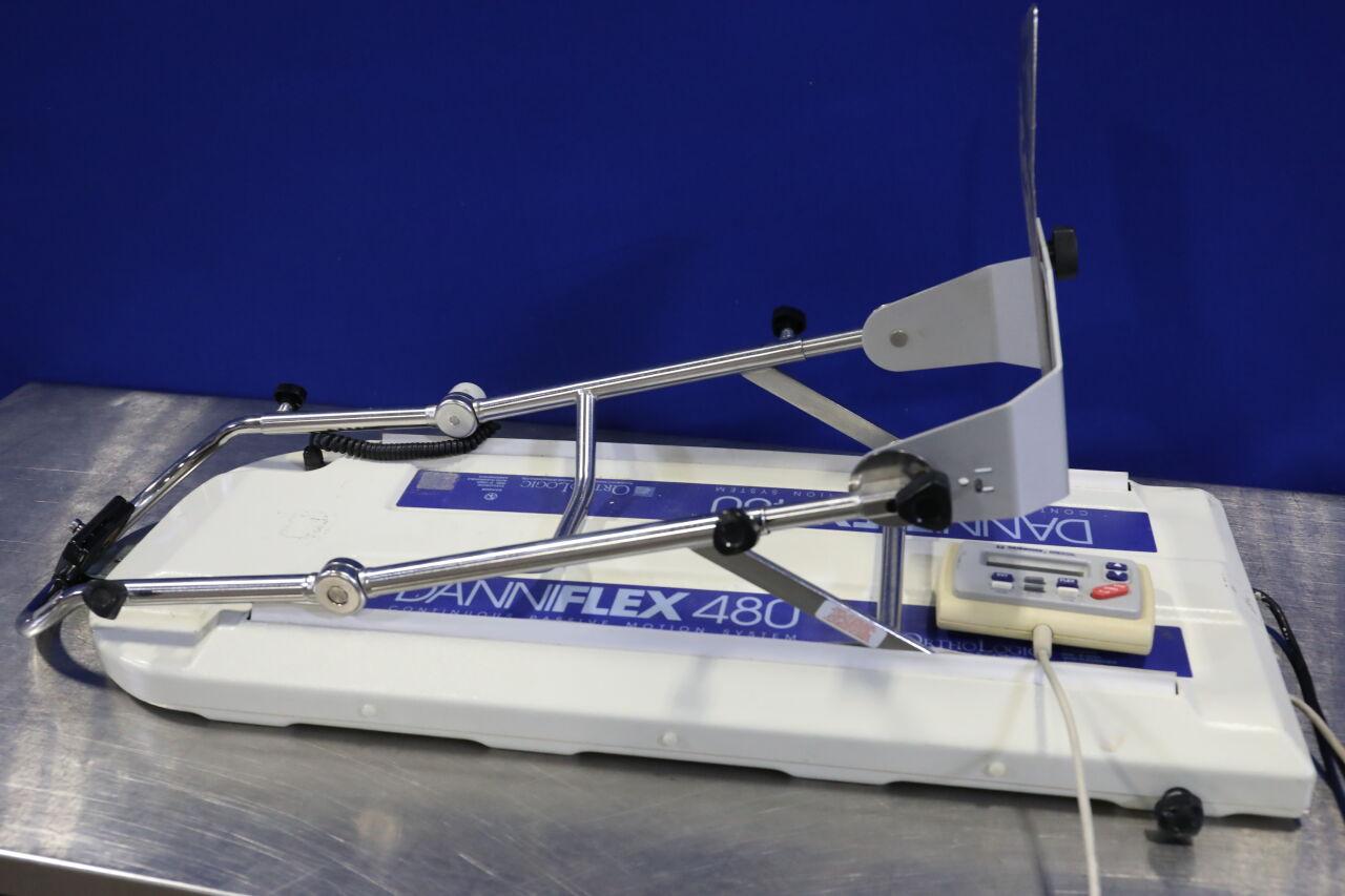 ORTHOLOGIC DANNIGER MEDICAL DanniFlex 480 Continuous Passive Motion (CPM)