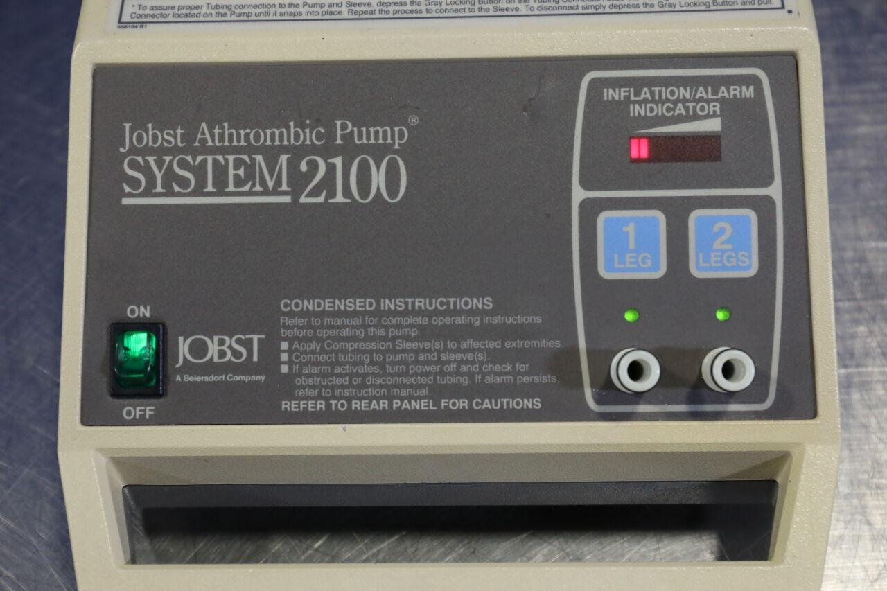 JOBST System 2100 Pump Lymphedema