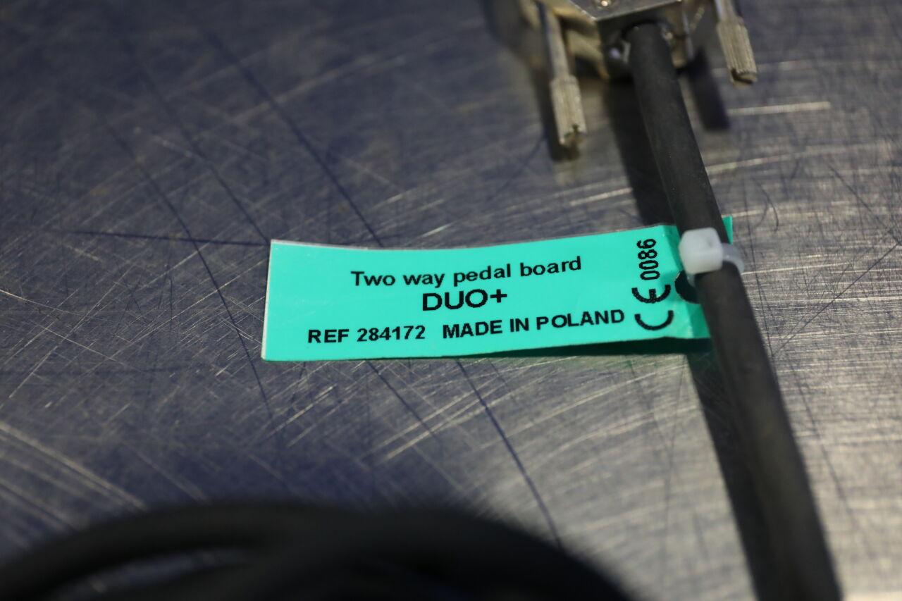 DEPUY MITEK 284172 Two Way Pedal Board Footswitch