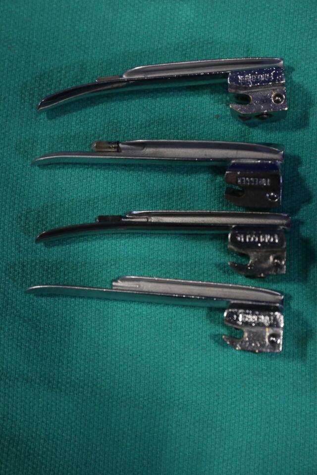 FOREGGER Various Laryngoscope