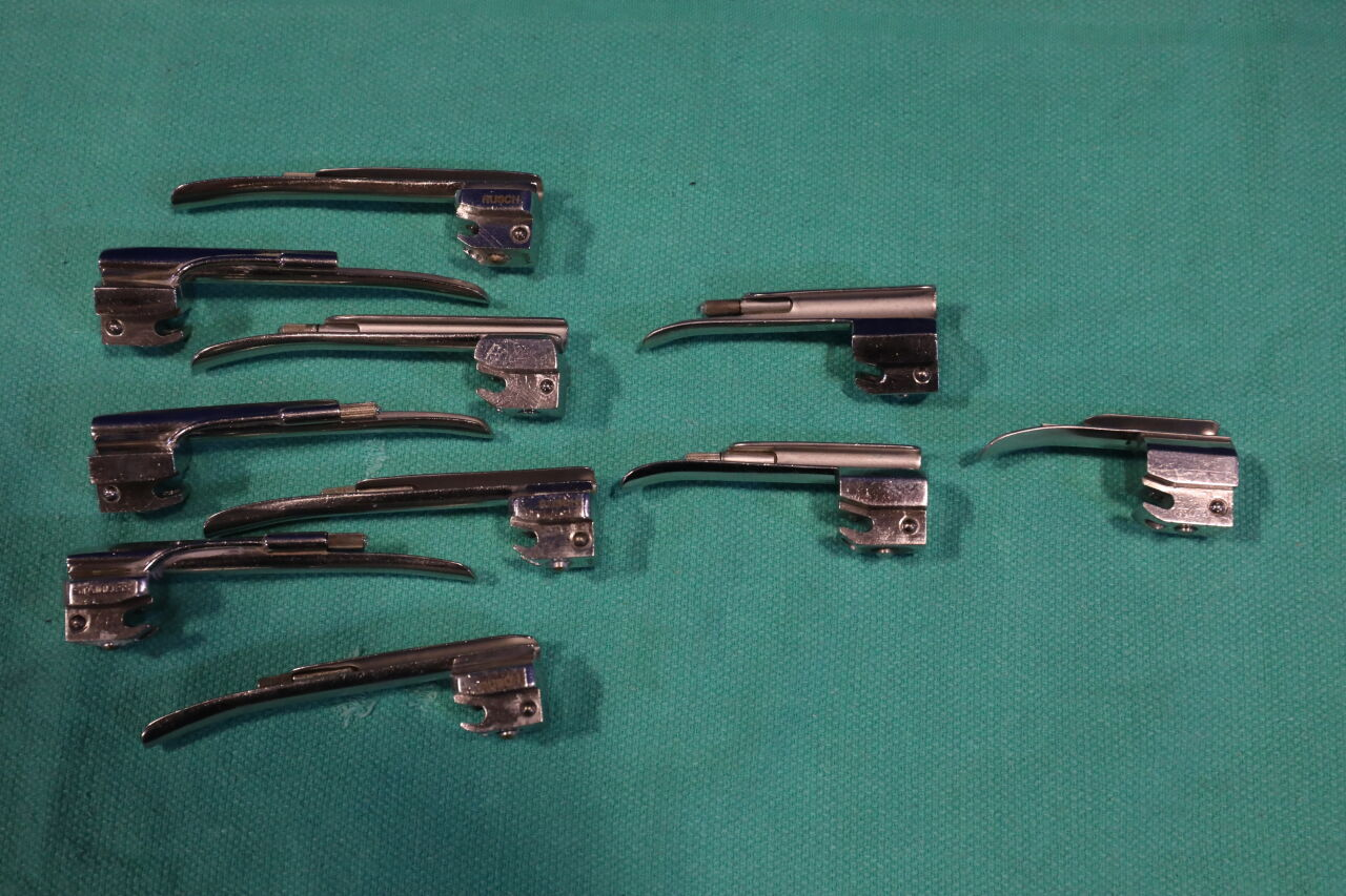 RUSCH Various Laryngoscope
