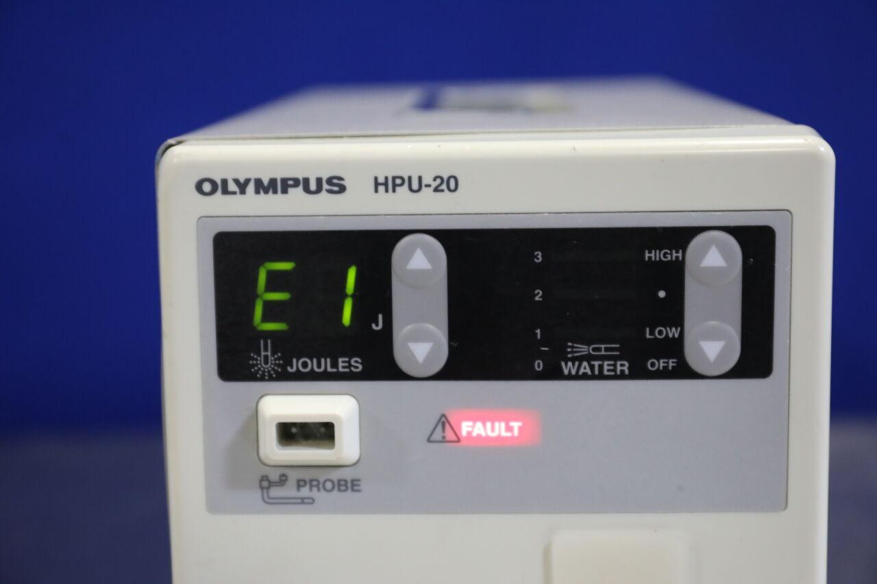 OLYMPUS HPU 20 Heat Probe Unit