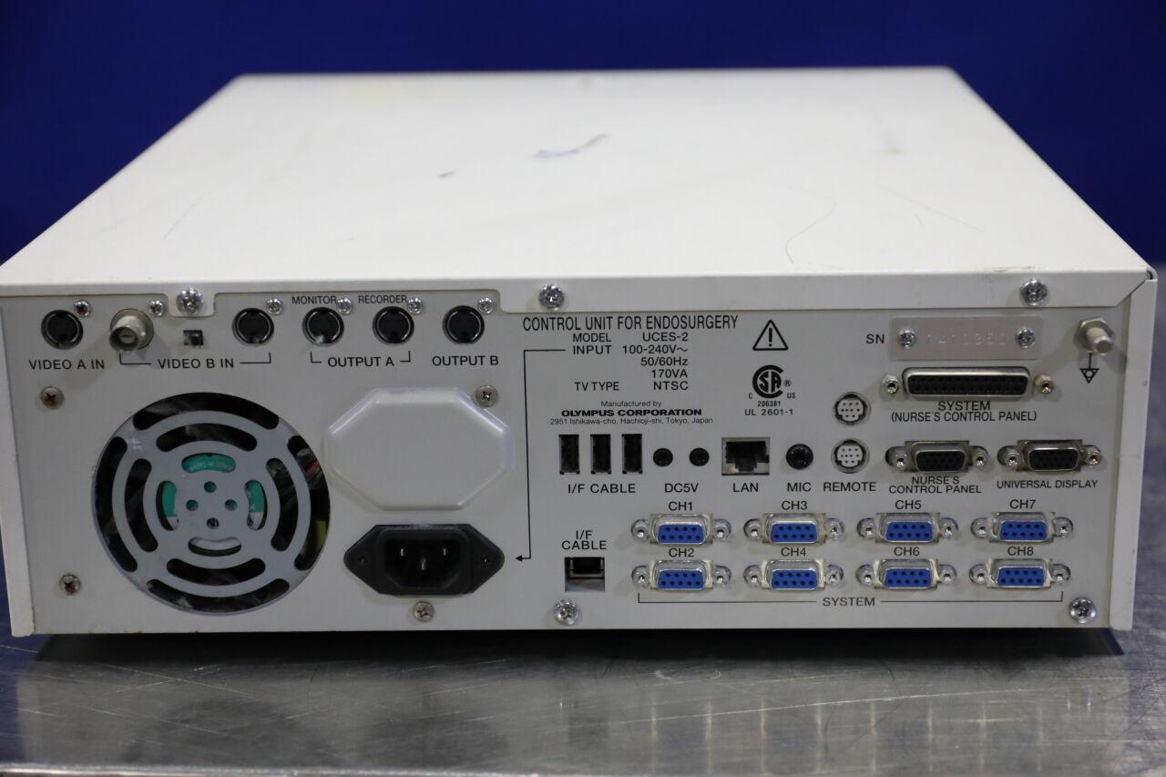 OLYMPUS UCES-2 Control Unit