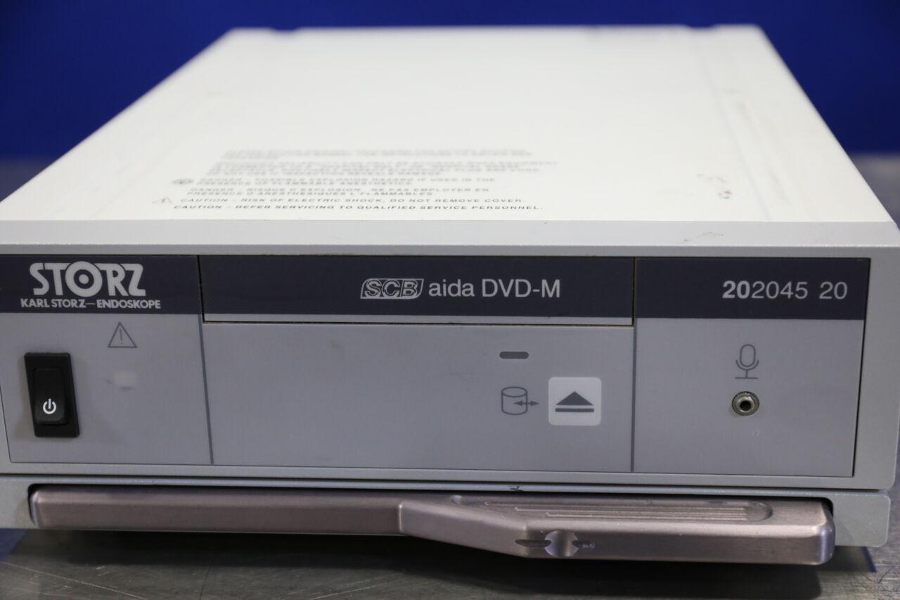 KARL STORZ SCB AIDA 2024520-140 DVD-M