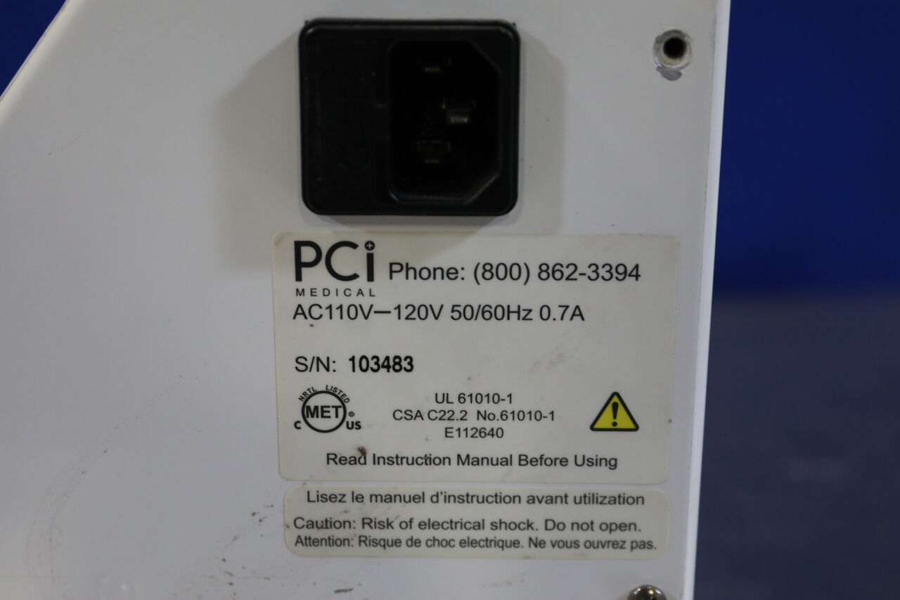 PCI MEDICAL Endo-Flush EFP-250 Arthroscopy Pump