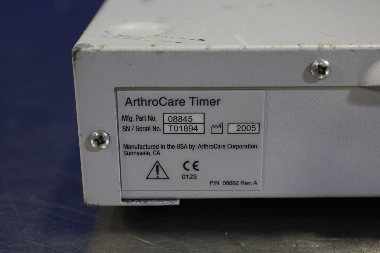 ARTHROCARE 008845 Timer