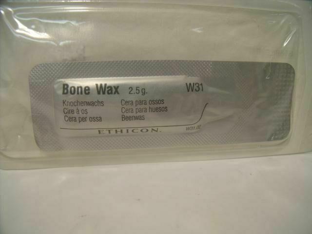 ETHICON W31 W31.031 BONE WAX