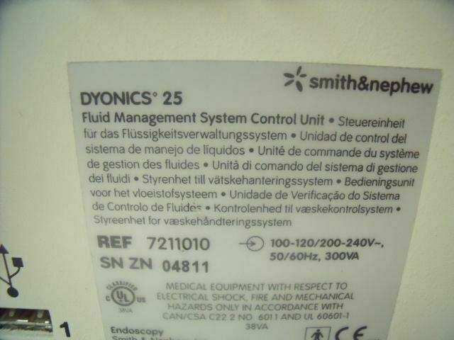 SMITH & NEPHEW 7211010     Fluid Waste Mgmt