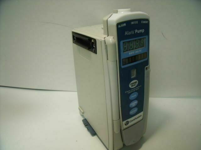 CAREFUSION 8100     Pump IV Infusion