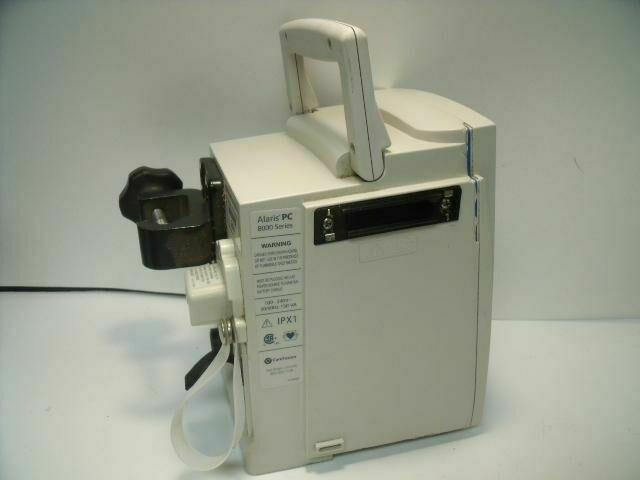 ALARIS 8000     Pump IV Infusion