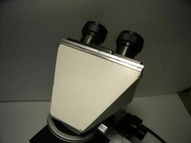 PARCO UNNUMBERED     Microscope