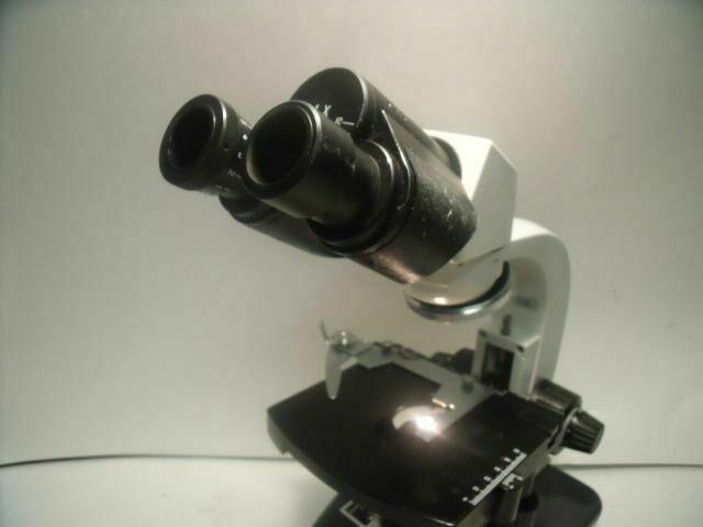 STEINDORF UNNUMBERED     Microscope