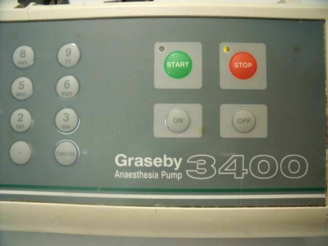 GRASEBY 3400