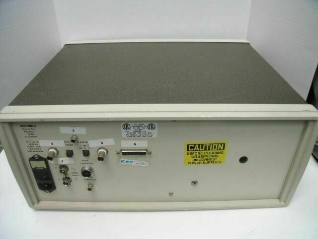 KAY RLS 9100     Monitor