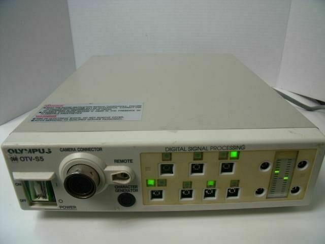 OLYMPUS OTV-S5C     Monitor