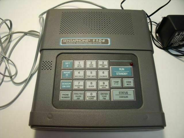 PHONETICS INC. 1104     Monitor