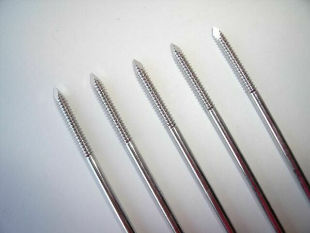ZIMMER 281-02-13  KNOWLES PINS 5 1/2 IN, 140MM