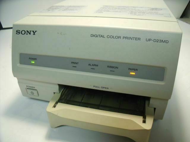 SONY UP-D23MD     Printer