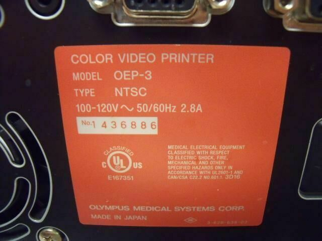 OLYMPUS OEP-3 NTSC    Printer
