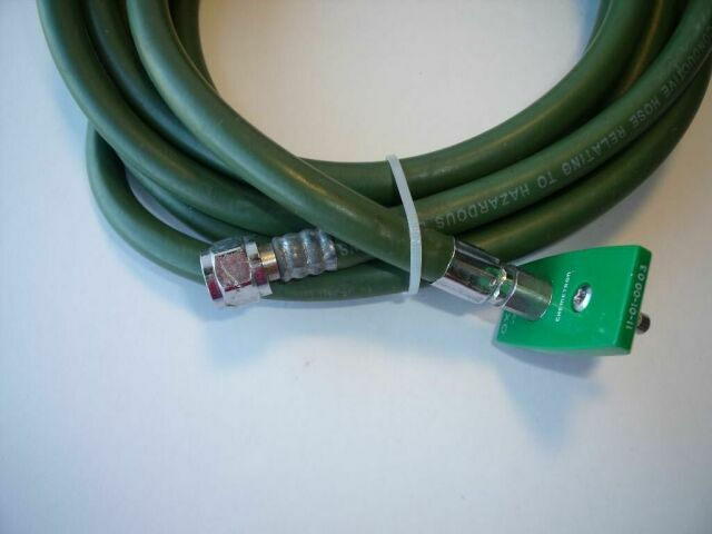 PARKER 5159  ELECTRICALLY CONDUCTIVE HOSE, GREEN