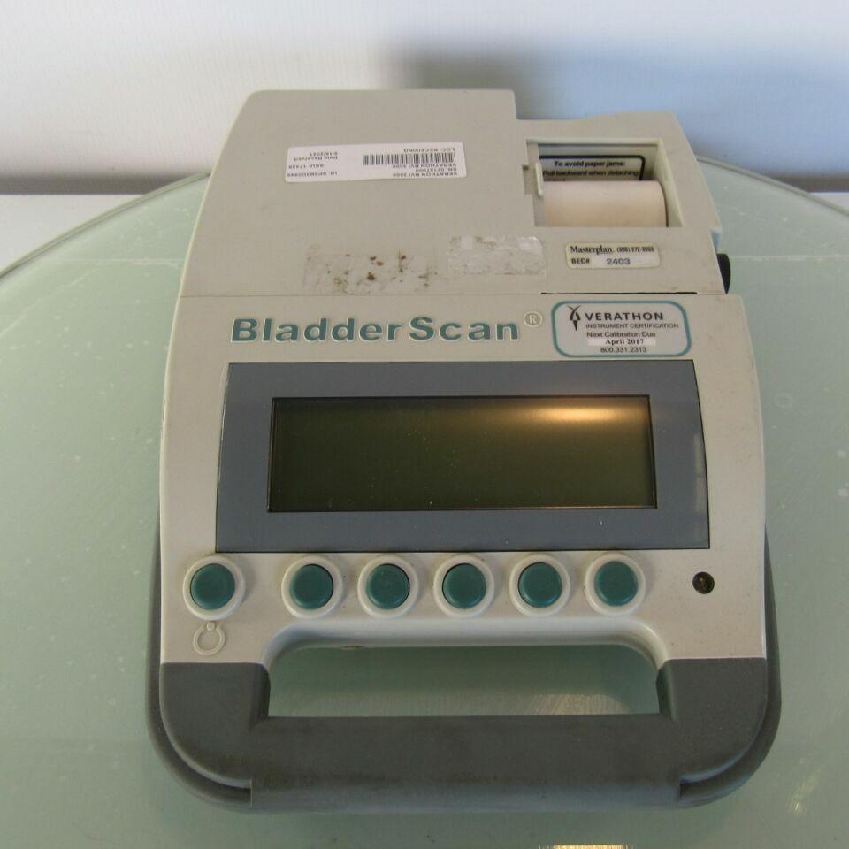 VERATHON BVI 3000 BladderScan Urology