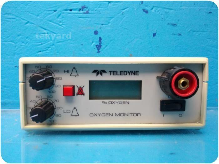 TELEDYNE TED-191 Oxygen Monitor