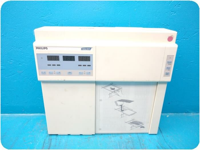 HEWLETT PACKARD 50A Series M1351A Fetal Monitor