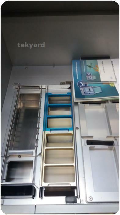 ROCHE DIAGNOSTICS JE379 MagNA Pure LC System