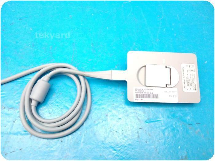 SONOSITE MICROMAXX ICT/8-5 MHZ P04538-10 Probe / Ultrasound Transducer