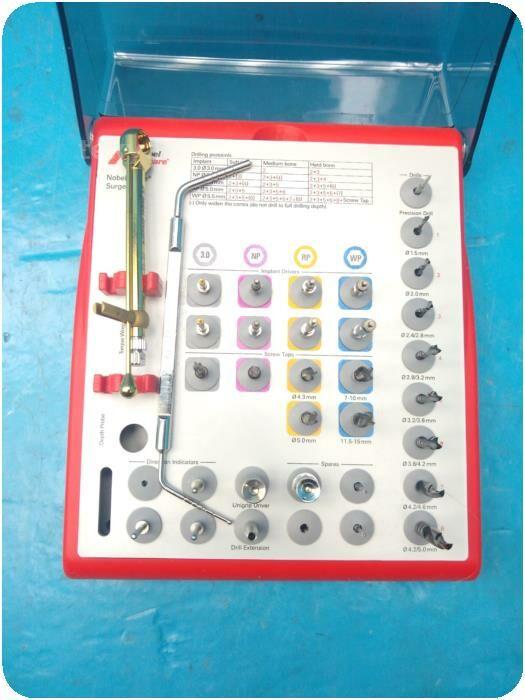 NOBEL BIOCARE NobelActive Guided Drilling Kit