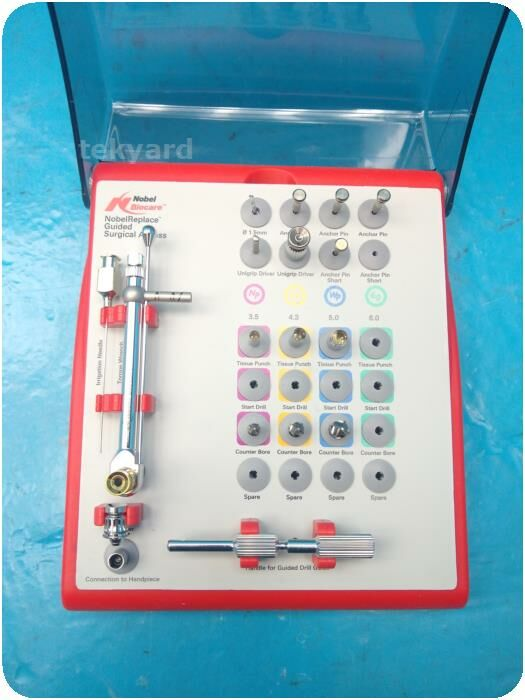 NOBEL BIOCARE NobelReplace Guided Surgery Access