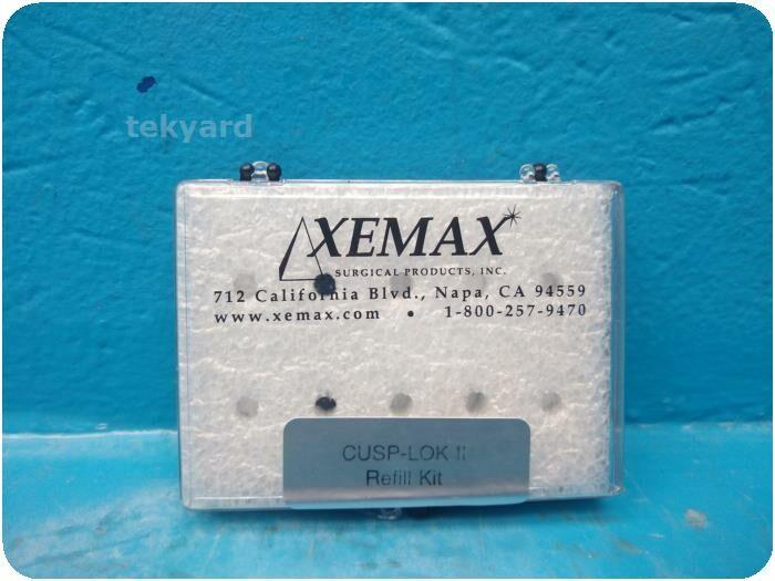 XEMAX CUSP-LOK II Chain & Mesh