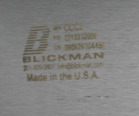 BLICKMAN CCC2 CASE CART
