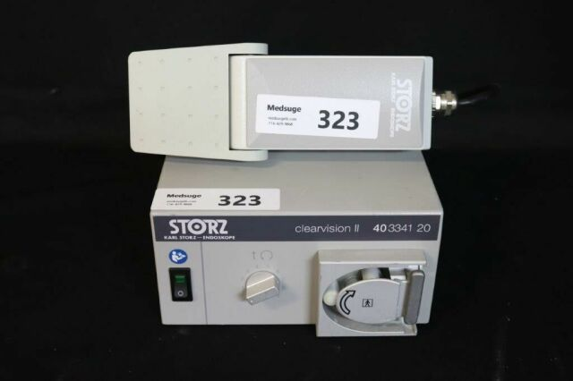 KARL STORZ 40334120 clearvision II
