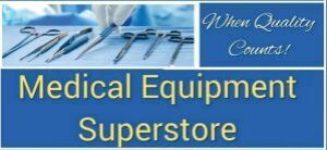 Auction Medical Equipment Superstore