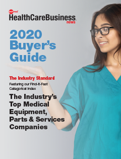 DOTmed 2020 Buyer's Guide Cover