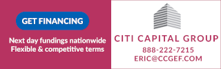 Citi Capital Group Financing
