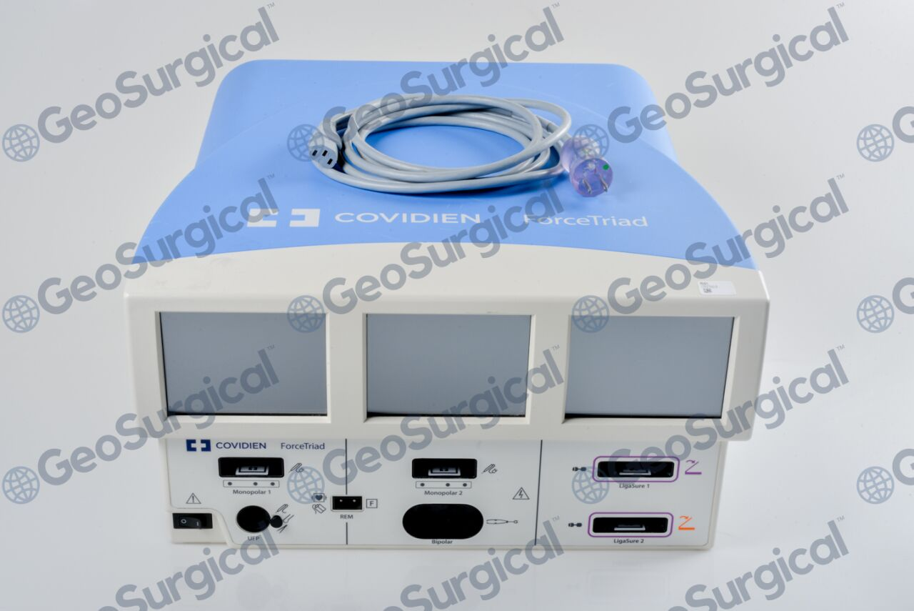 COVIDIEN ForceTriad Software Version 3.6 Electrosurgical Unit